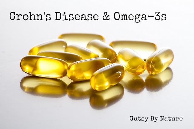 Crohn 39 s disease and omega 3 fatty acid how much do i need for How to take fish oil pills