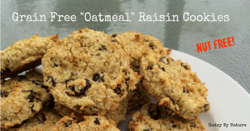 oatmeal raisin cokies