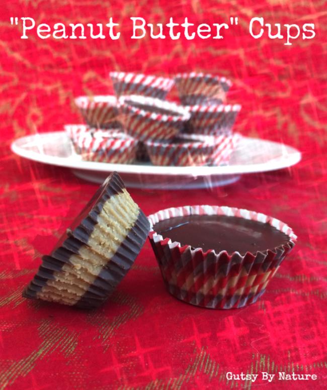 paleo peanut butter cups 2