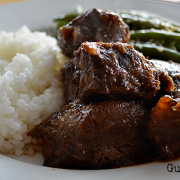 Beef Shanks with Vietnamese Spiced Glaze