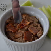 Rosemary Bacon Beef Liver Pate