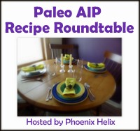 AIP Recipe Roundtable