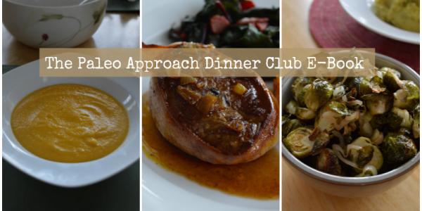 dinner club ebook