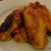 huli huli chicken wings