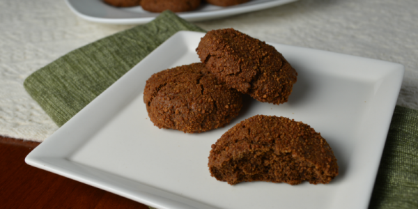AIP Ginger Snaps